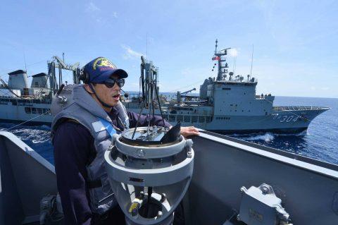 オーストラリア海軍主催多国間海上共同訓練カカドゥ16ふゆづき記録No04