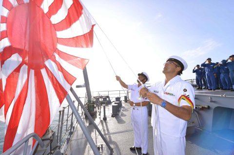オーストラリア海軍主催多国間海上共同訓練カカドゥ16ふゆづき記録No07