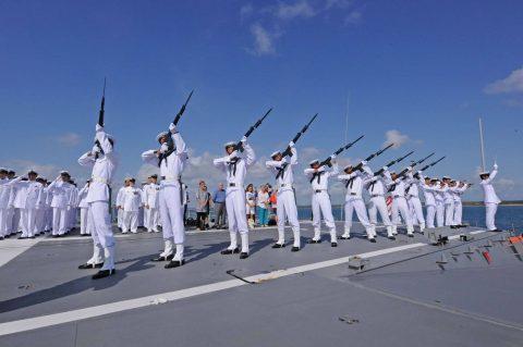 オーストラリア海軍主催多国間海上共同訓練カカドゥ16ふゆづき記録No09