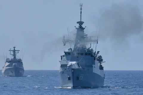 オーストラリア 豪州カカドゥ16 海軍主催 共同訓練ふゆづき記録No03