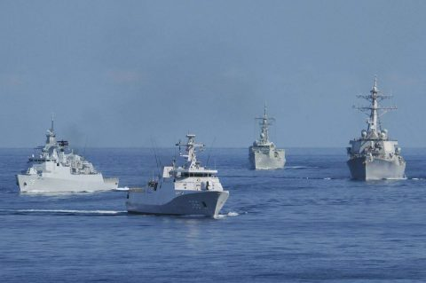 オーストラリア 豪州カカドゥ16 海軍主催 共同訓練ふゆづき記録No04