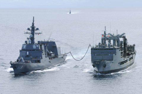 オーストラリア 豪州カカドゥ16 海軍主催 共同訓練ふゆづき記録No05