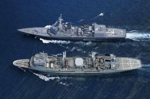 オーストラリア 豪州カカドゥ16 海軍主催 共同訓練ふゆづき記録No06