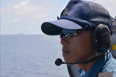 オーストラリア 豪州カカドゥ16 海軍主催 共同訓練ふゆづき記録No08