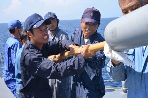 オーストラリア 豪州カカドゥ16 海軍主催 共同訓練ふゆづき記録No09