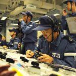 オーストラリア 豪州カカドゥ16 海軍主催 共同訓練ふゆづき記録