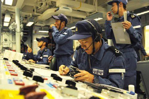 オーストラリア 豪州カカドゥ16 海軍主催 共同訓練ふゆづき記録No10