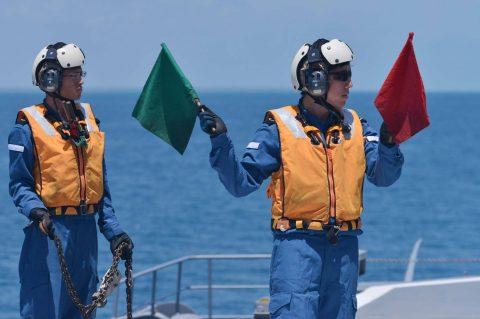 オーストラリア 豪州カカドゥ16 海軍主催 共同訓練ふゆづき記録No11