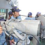 防衛省 ソマリア沖 海賊対処水上部隊(25次隊)16すずつき