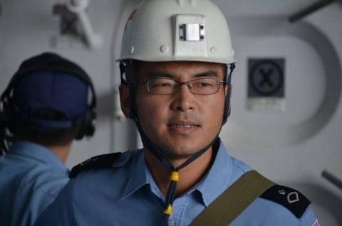 海上自衛隊 海賊対処行動水上部隊(25次隊)13すずつき&いなづまNo5