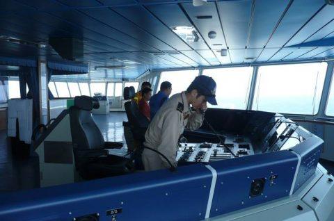 海上自衛隊 海賊対処法 水上部隊(25次隊)13 医療支援要請2No6