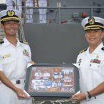 海賊対処水上部隊(24次隊)27フィリピン(マニラ)に入港