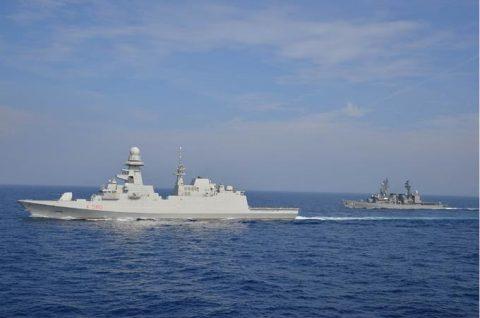 2016年幹部候補生 練習艦隊 遠洋航海19コロッセオ、トレビの泉No11