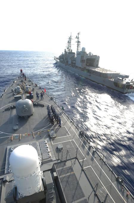 ソマリア・ジブチ海賊対処水上部隊(24次隊)レポート28No2