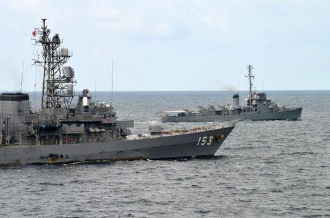 ソマリア・ジブチ海賊対処水上部隊(24次隊)レポート28No5