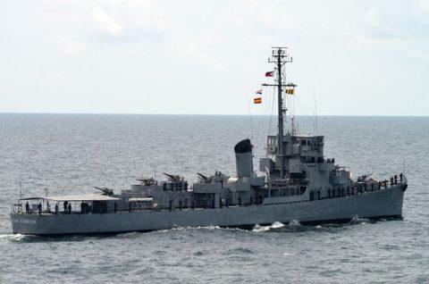 ソマリア・ジブチ海賊対処水上部隊(24次隊)レポート28No6