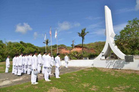 防衛省 海上自衛隊 豪州海軍主催多国間海上共同訓練(カカドゥ16)No02