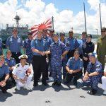 防衛省 海上自衛隊 豪州海軍主催多国間海上共同訓練(カカドゥ16)