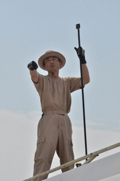 6次派遣海賊対処行動支援隊/24次派遣海賊対処行動航空隊の記録4No09