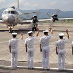 豪州海軍主催多国間海上共同訓練(カカドゥ16)P-3C鹿屋航空基地