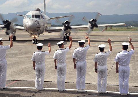豪州海軍主催多国間海上共同訓練(カカドゥ16)P-3C鹿屋航空基地No4