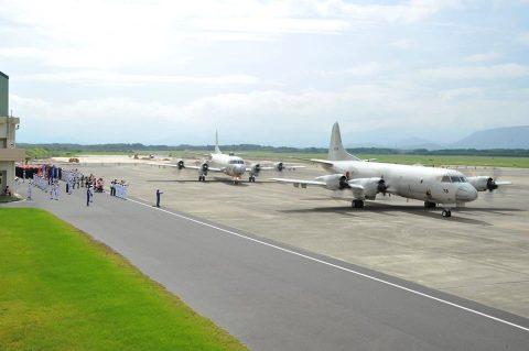 豪州海軍主催多国間海上共同訓練(カカドゥ16)P-3C鹿屋航空基地No6
