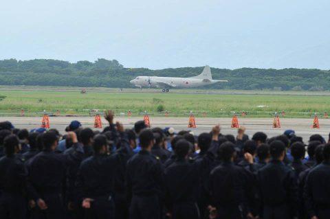 豪州海軍主催多国間海上共同訓練(カカドゥ16)P-3C鹿屋航空基地No9