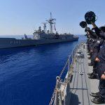 2016 海上自衛隊 練習艦隊 遠洋航海20 トルコ海軍親善訓練