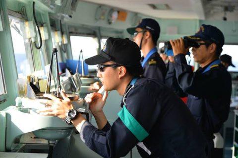 2016 海上自衛隊 練習艦隊 遠洋航海20 トルコ海軍親善訓練No4