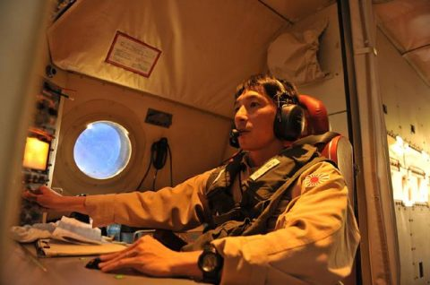 24次派遣海賊対処行動航空隊・6次派遣海賊対処行動支援隊の記録3No05
