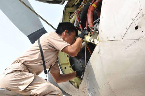 24次派遣海賊対処行動航空隊・6次派遣海賊対処行動支援隊の記録3No08