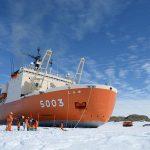 第57次南極地域観測協力行動 しらせ氷海を行く」 【海自Youtubeチャンネル更新】