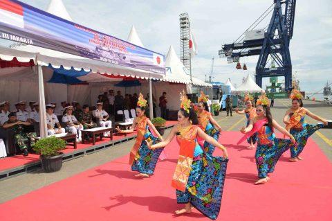 カカドゥ16 豪州海軍主催多国間海上共同訓練インドネシア海軍親善訓練No02