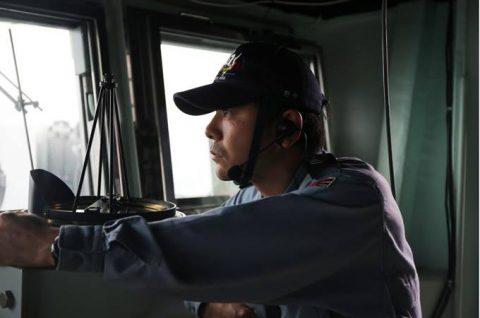 防衛省 自衛隊ソマリア・ジプチ 海賊対処水上部隊(25次隊)17No1