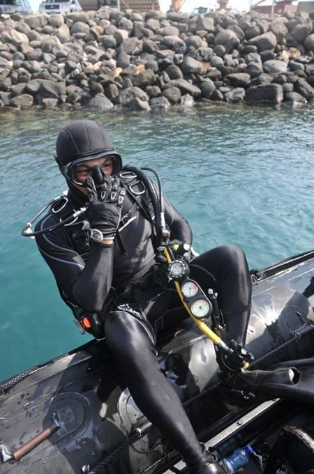 防衛省 自衛隊ソマリア・ジプチ 海賊対処水上部隊(25次隊)17No3