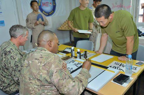 防衛省海上自衛隊 派遣海賊対処法 6次支援隊/24次航空隊の記録6No04