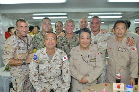 防衛省海上自衛隊 派遣海賊対処法 6次支援隊/24次航空隊の記録6No07