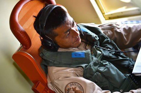 防衛省海上自衛隊 派遣海賊対処法 6次支援隊/24次航空隊の記録6No11