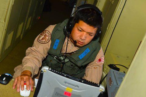 防衛省海上自衛隊 派遣海賊対処法 6次支援隊/24次航空隊の記録6No12