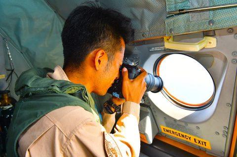 防衛省海上自衛隊 派遣海賊対処法 6次支援隊/24次航空隊の記録6No13
