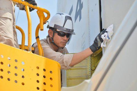 防衛省海上自衛隊 派遣海賊対処法 6次支援隊/24次航空隊の記録6No15