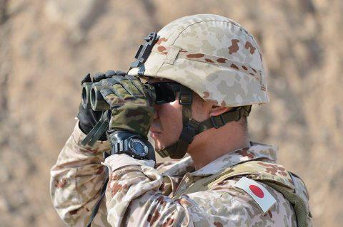 防衛省海上自衛隊 6次派遣海賊対処行動支援隊の記録4 射撃訓練No8