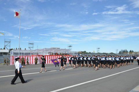 平成28年度 海上自衛隊 観閲式2016予行訓練(師団統一訓練)No03