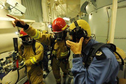 海上自衛隊豪州海軍主催多国間海上共同訓練(カカドゥ16)ふゆづきNo6