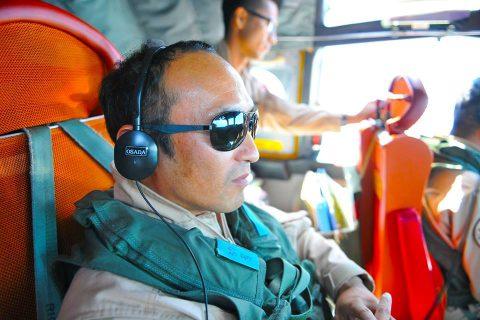海上自衛隊 派遣海賊対処法 24次航空隊/6次支援隊の記録8No3