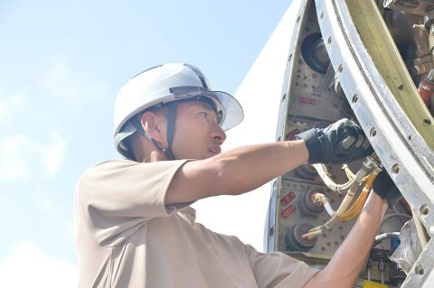 海上自衛隊 派遣海賊対処法 24次航空隊/6次支援隊の記録8No4