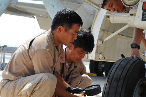 海上自衛隊 派遣海賊対処法 24次航空隊/6次支援隊の記録8No5