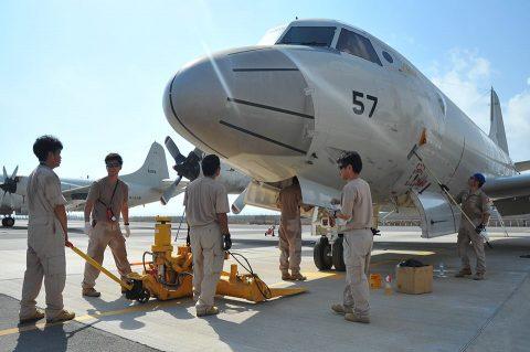 海上自衛隊 派遣海賊対処法 24次航空隊/6次支援隊の記録8No6