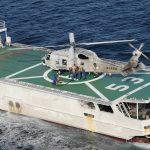 不審船[工作船]対処に係る海上保安庁との共同訓練[海上自衛隊]