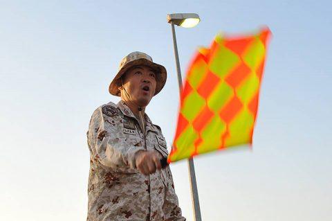 防衛省 自衛隊 派遣海賊対処法 24次航空隊/6次支援隊の記録7No04